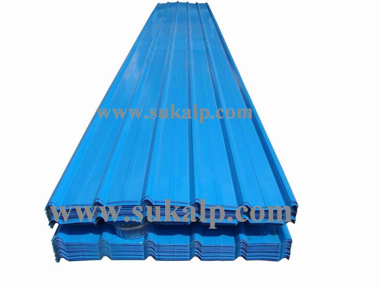 Onduline - Onduline Bituminous Corrugated Roofing System