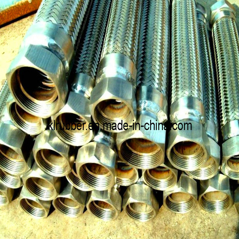 High Pressure Corrugated Rubber Metal Hose