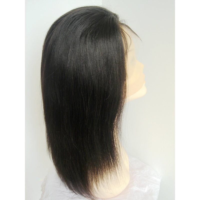 Yaki Texture Lace Wig 21