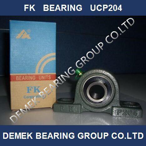 Fk Pillow Block Bearing Ucp204 Bearing Housing