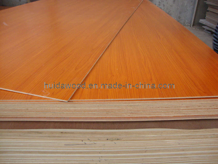 Melamine faced plywood china bingtangor birch