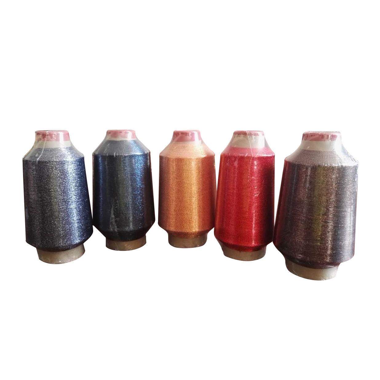 Mh Type Metallic Yarn Weaving