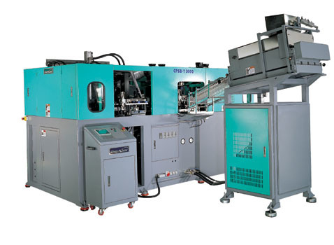 High Production All Electric Pet Stretch Blow Moulding Machine (CPSB-T3000E)