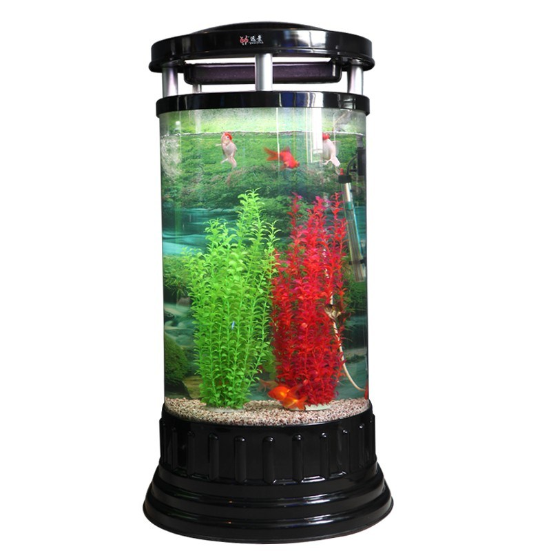China decorative acrylic aquarium ecological acrylic fish for How to build an acrylic fish tank
