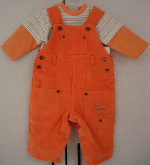 Baby Boy Dungarees Knitting Pattern : PATTERN FOR BABY DUNGAREES Sewing Patterns for Baby