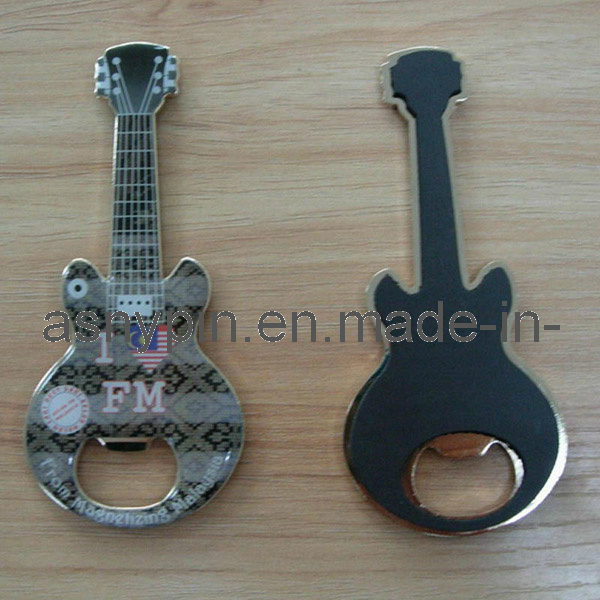 china guitar shaped bottle opener with magnet as bo kq 003 photos pic. Black Bedroom Furniture Sets. Home Design Ideas
