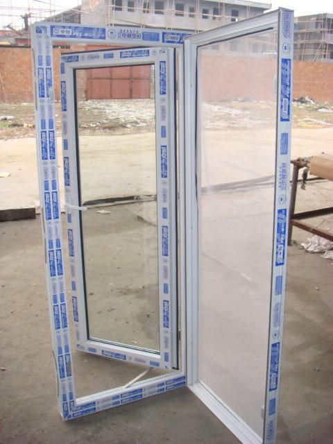 Pvc One Panel Casement Window