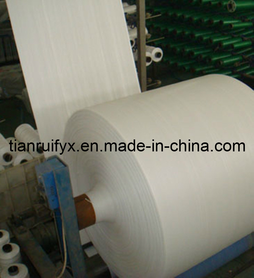100%New Material High Quality PP Woven Fabric (KR180)