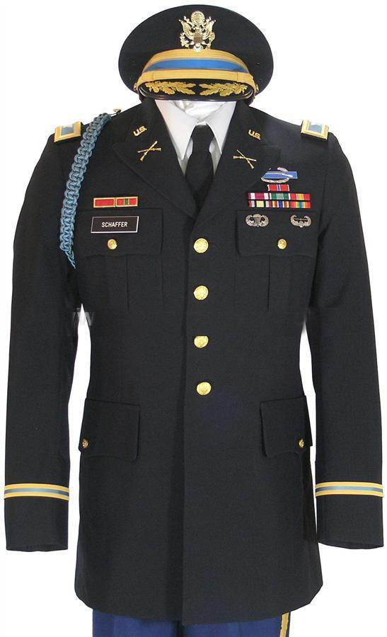 Military Army Ceremony New Style Professional Uniforms