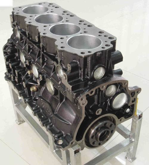 China Short Block of Diesel Engine (4JB1)  China 4jb1