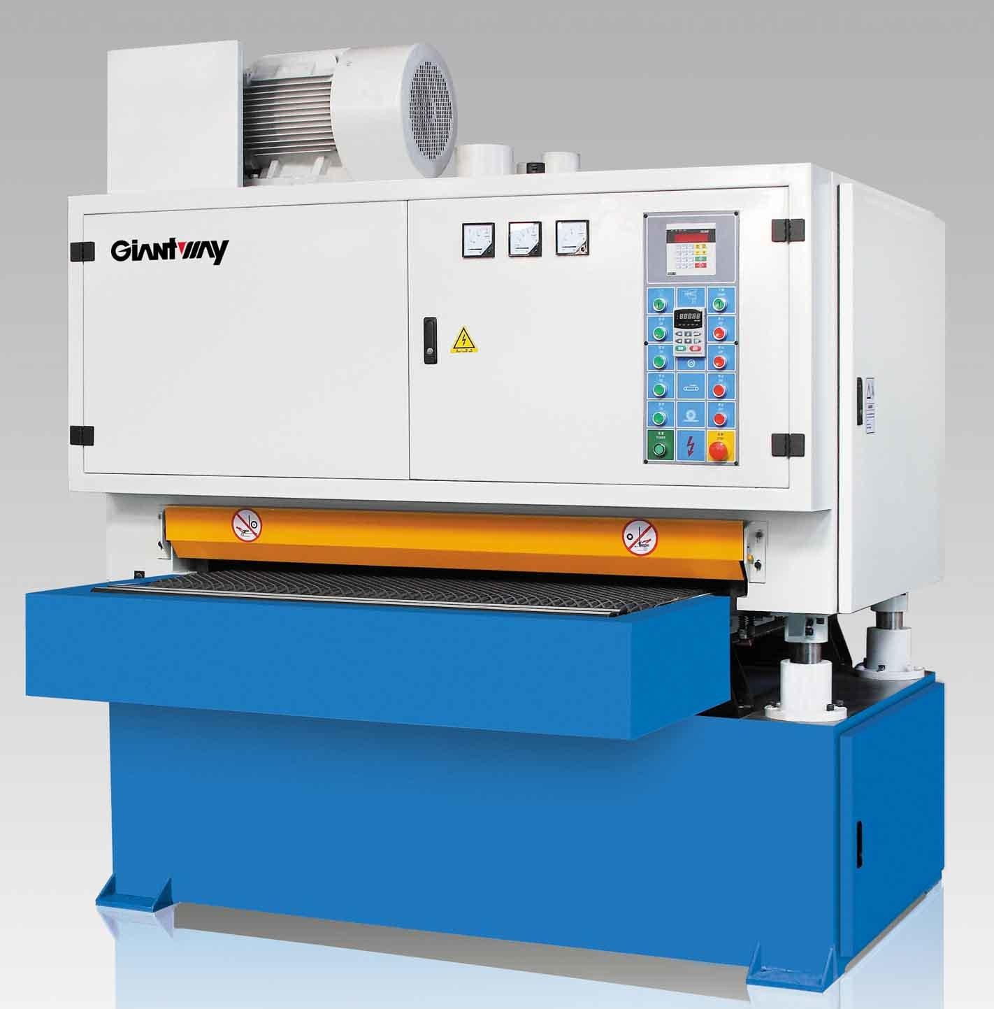 China Wide Belt Lacquer Sanding Machine (SGJ1300R-DPA ...