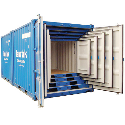 Steel Standard Shipping Container