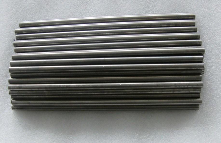 Discount 99.95% Black Tungsten&Molybdenum Rods