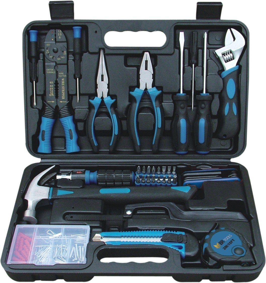 Home tool kit with drill pictures to pin on pinterest pinsdaddy - Household tools ...