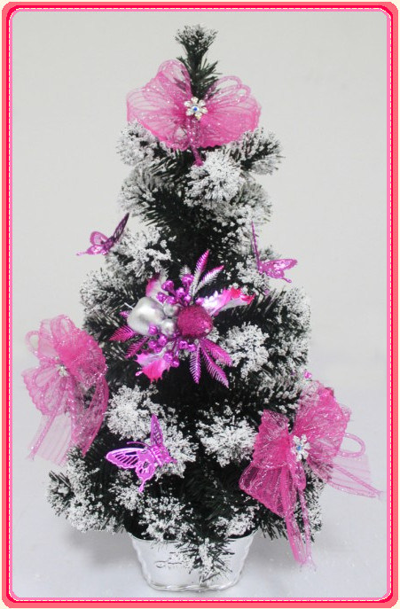 Pink Christmas Decoration Tree (SS610P)