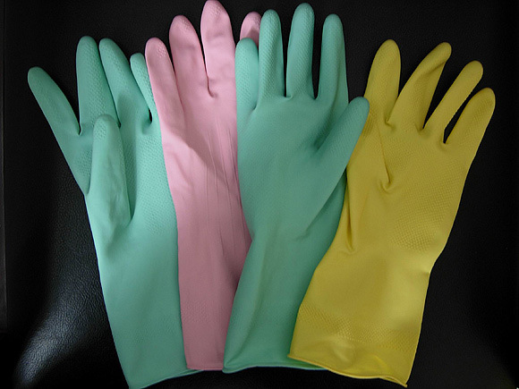 Top Competitive Latex Household Gloves /Rubber Cleaning Gloves