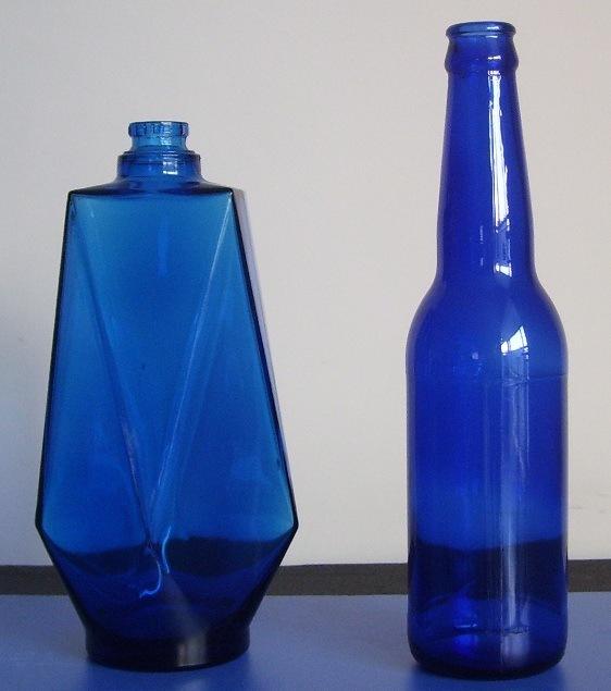 Whisky Glass Bottle
