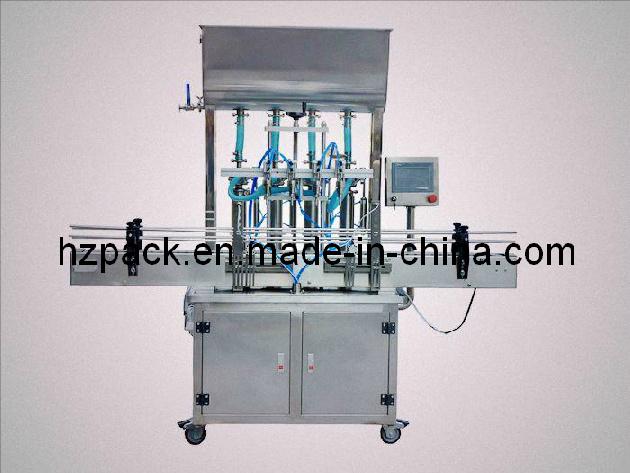 Automatic Multi Head Filling Machine
