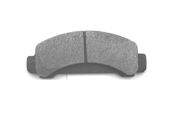 Brake Pad And Lining : China ceramic brake pads d pad