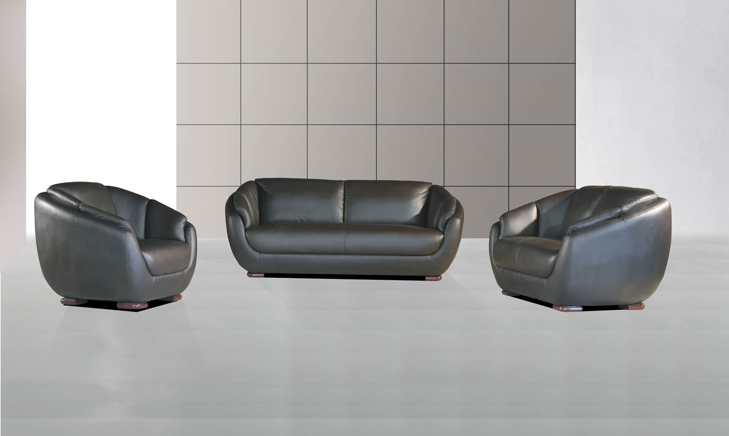 China sofa leather sofa sofa set k 802 china sofa for Leather sofa set