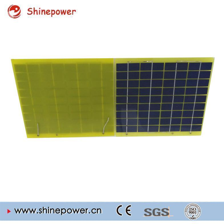 Mini PCB Laminated Solar Modules / Solar Panels for Solar Charger.