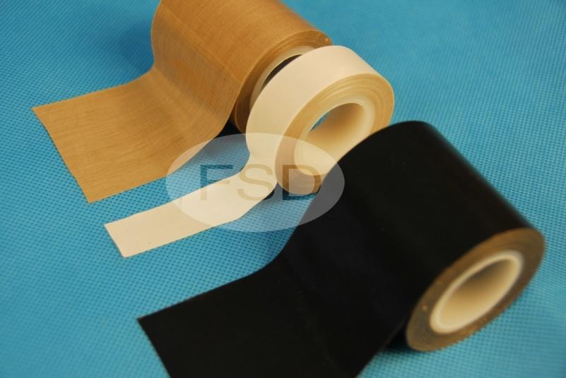 Teflon Adhesive Fiberglass Tape