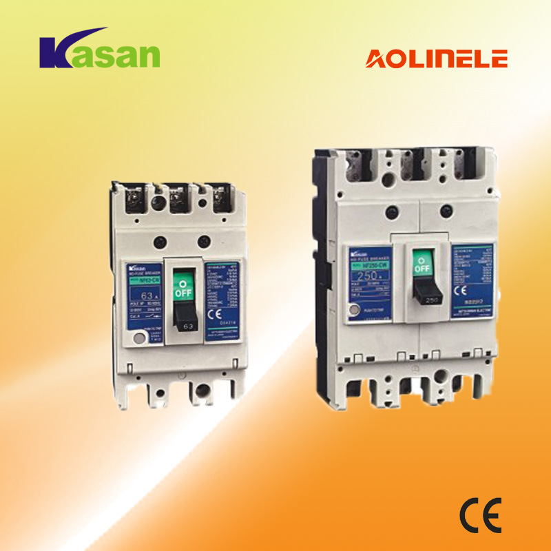 Moulded Case Circuit Breaker (KNF63-CW)