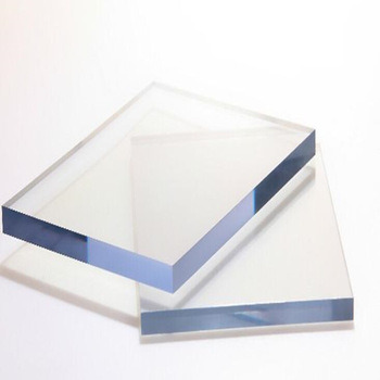 Flexible Heat Resistant Transparent Plastic Sheet