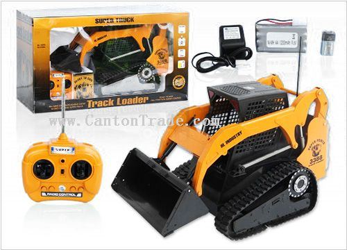 Remote Control Construction Toys : China new r c remote control toy construction car