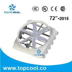 Super Ventilator for Livestock Farm Cyclone Vhv72-2015 Convection Cooler