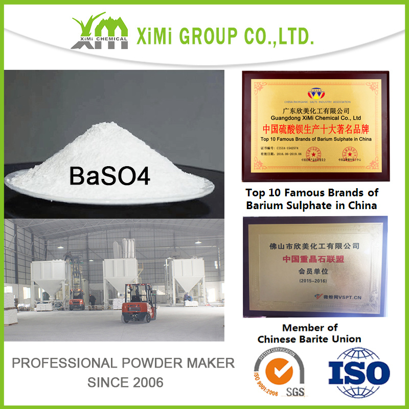 Barium Sulfate for Powder Coating and Painting Industry
