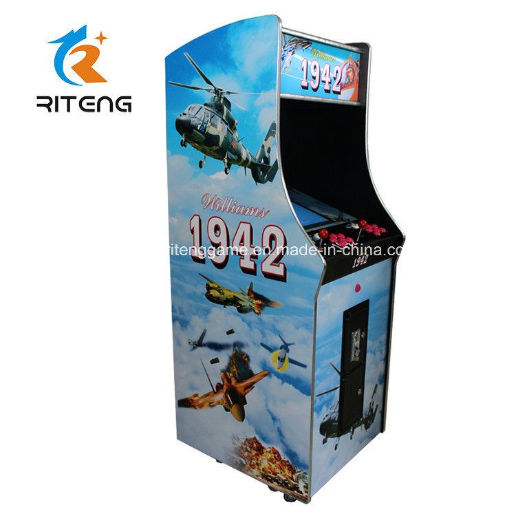 Coin Pusher Classic Video Game 1942 Arcade Machine