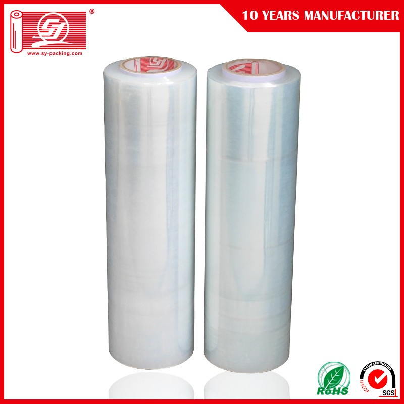 150mm 200mm 400mm 450mm 500mm 1000mm Pre Stretch Machine Film Wrap Packaging Film