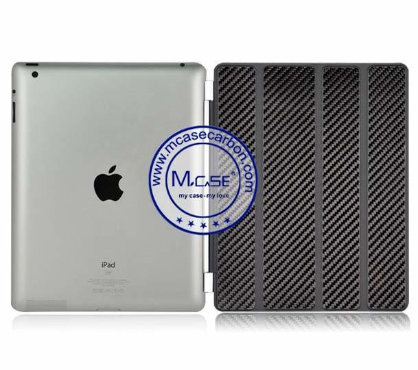 Best Quality Real Carbon Fiber PC Tablet Covers for Apple iPad Mini 4