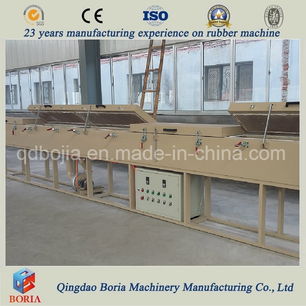 Rubber Seals Extrusion Line, EPDM Rubber Strip Production Line
