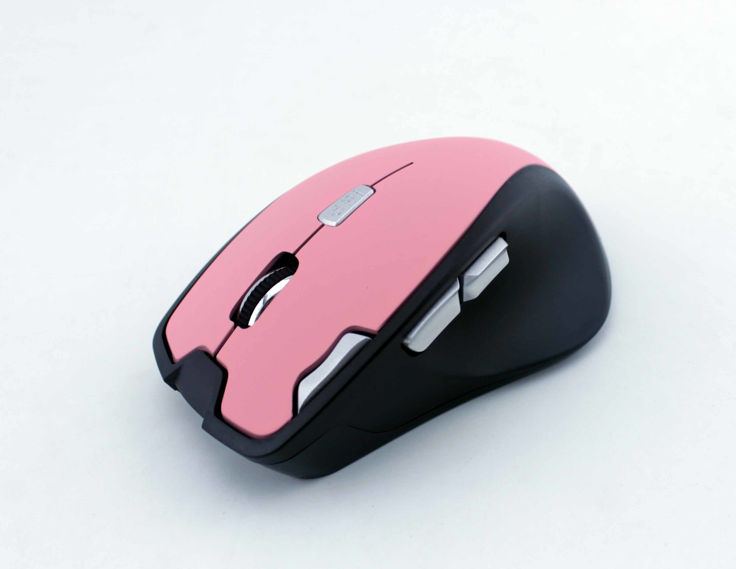 7D Wireless Mouse with Double Click Function