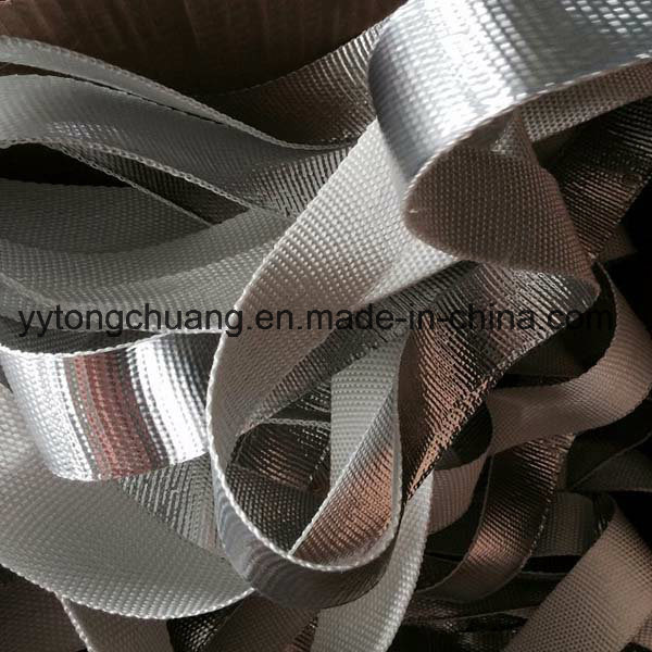 Fiberglass Woven Tape with Aluminium Foil