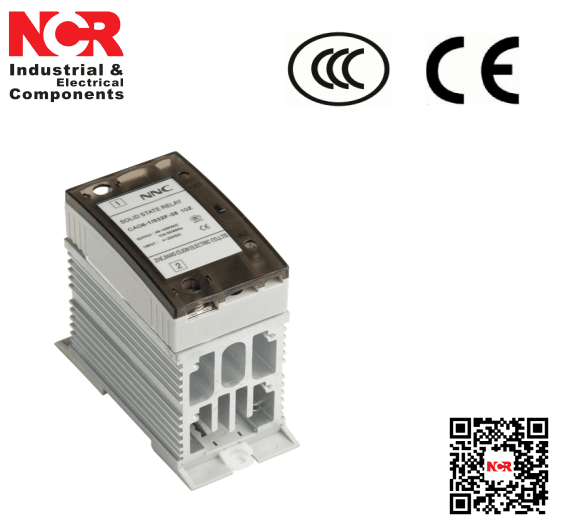 20A Rail Solid State Relay (GAG6-1/032F-38)