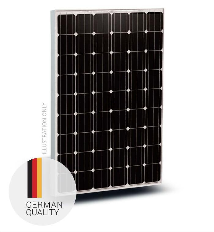 TUV Ce Approved Mono Solar Panel (220W-250W) German Quality