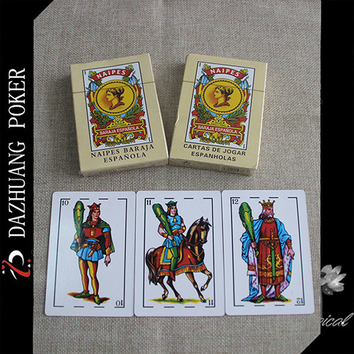 Naipes Spain Custom Playing Card