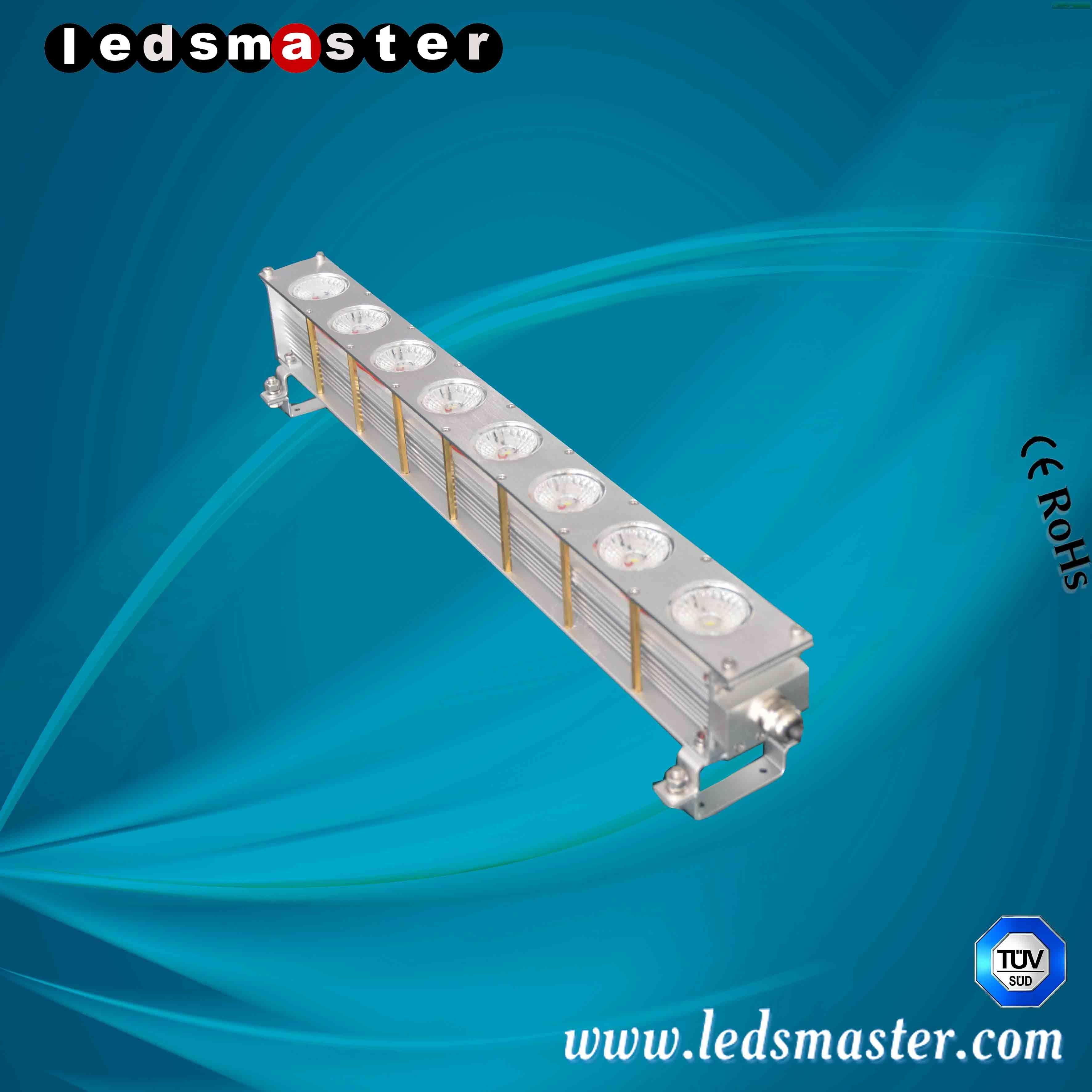 40W High Efficiency LED Strip Light Bar IP66