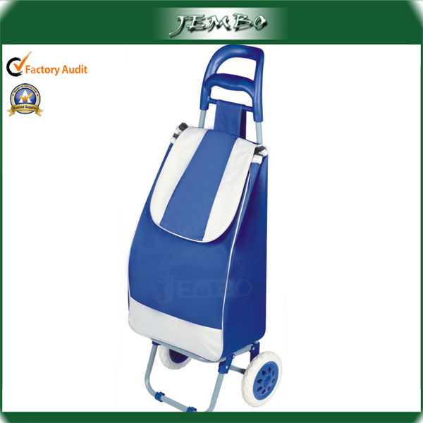Easy Carrying Foldable Handle Olders Trolley Bag with Wheels
