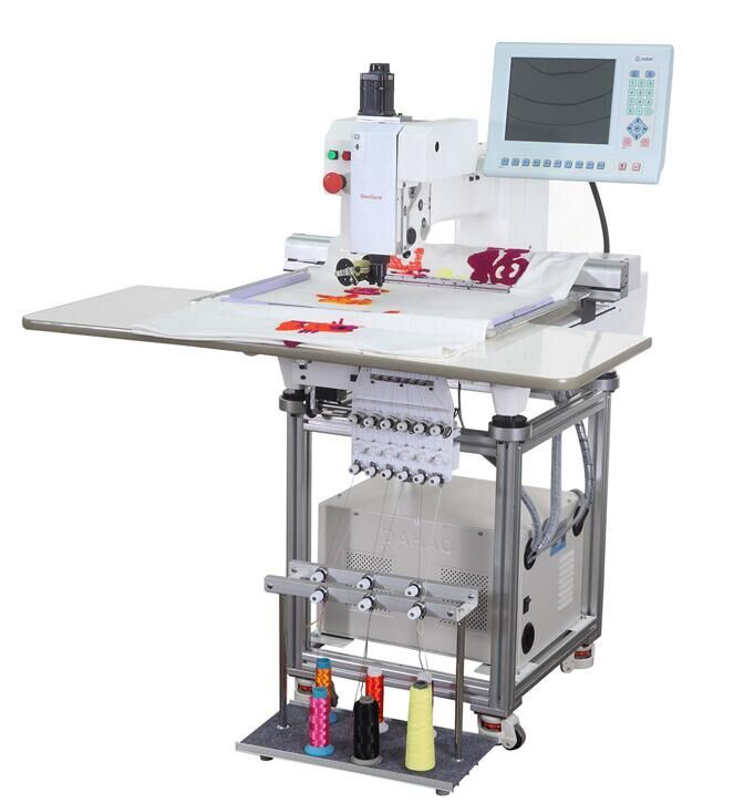 (MJ) Chenille Series Embroidey Machine Embroidery