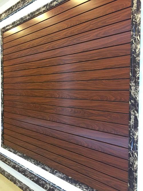Matel Ceiling Aluminum Prepainted Square Edge G-Shaped Panel Ceiling