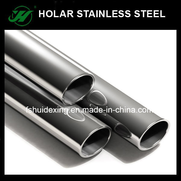 ASTM-A554 Ss304 Stainless Steel Tube