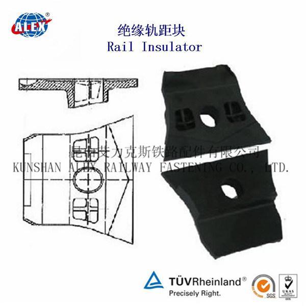 Railway Rail Insulator for Rail Uic 54