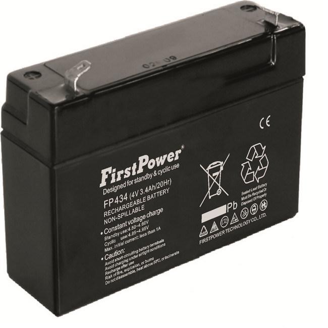 4V Back up Battery (FP434)