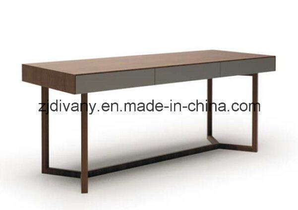 Italian Modern Solid Wood Writing Desk (SD -28)