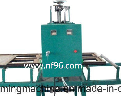 NF1250d Electric High Speed Plastic Punching Cutting Machine