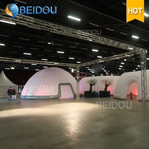 Events Party Wedding Decoration Tents Marquee Military Inflatable Dome Tent Camper Trailer